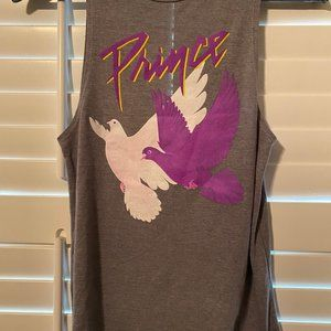 Prince Tops - Prince Tank w/ Distressed Back! Size: Small